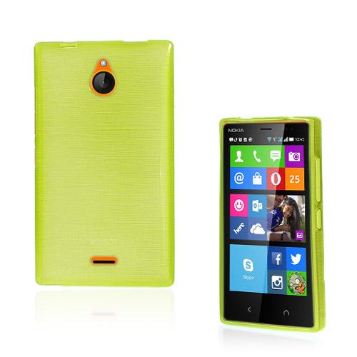 Bremer (Grön) Nokia X2 Skal