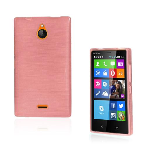 Bremer (Rosa) Nokia X2 Skal