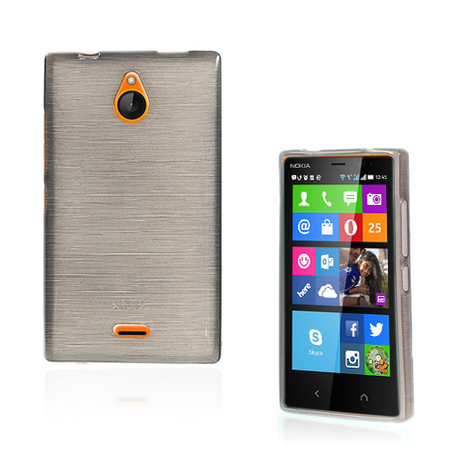 Bremer (Grå) Nokia X2 Skal