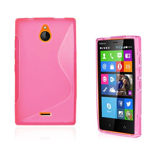 Lagerlöf (Het Rosa) Nokia X2 Skal