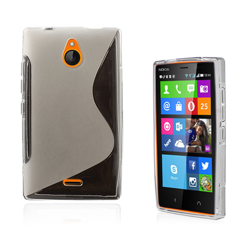 Lagerlöf (Transparent) Nokia X2 Skal