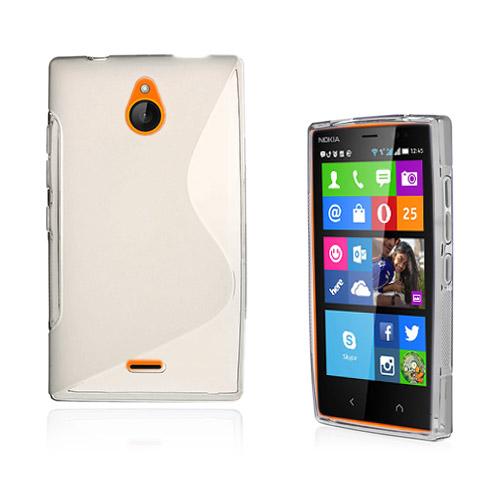 Lagerlöf (Grå) Nokia X2 Skal