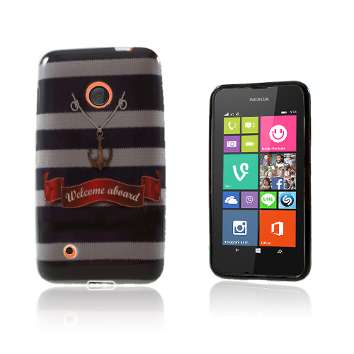 Westergaard Nokia Lumia 530 Skal – Welcome Aboard!