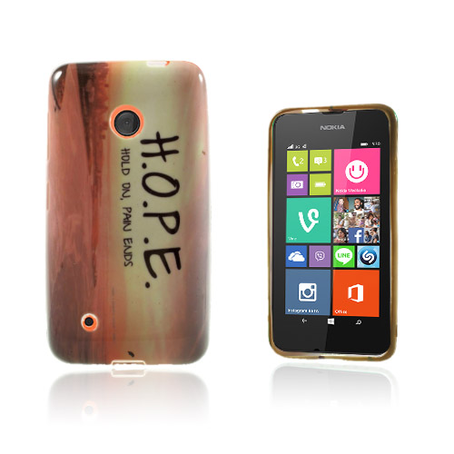 Westergaard Nokia Lumia 530 Skal – Hope Letters