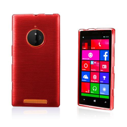 Oksanen (Röd) Nokia Lumia 830 Skal