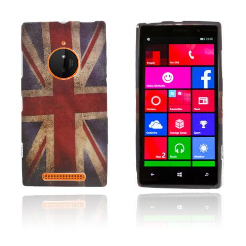 Westergaard (Vintage UK Flagga) Nokia Lumia 830 Skal