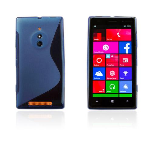 Lagerlöf (Blå) Nokia Lumia 830 Skal