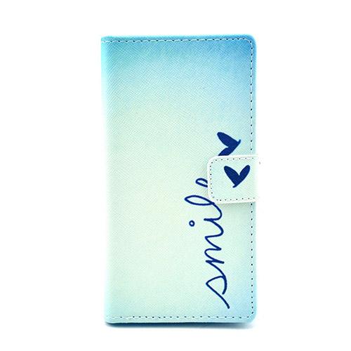 Moberg Nokia Lumia 830 Läder Stativ Fodral – Le och Fjäril