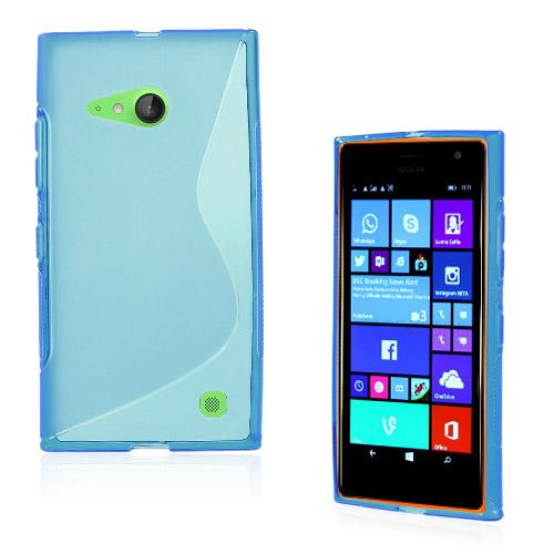 Lagerlöf (Blå) Nokia Lumia 730 Skal