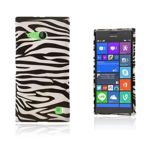 Westergaard Nokia Lumia 730 Skal – Zebra Ränder