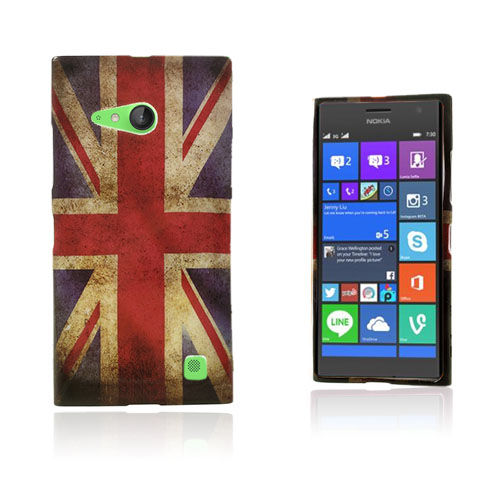 Westergaard Nokia Lumia 730 Skal – Vintage UK Flaggaga