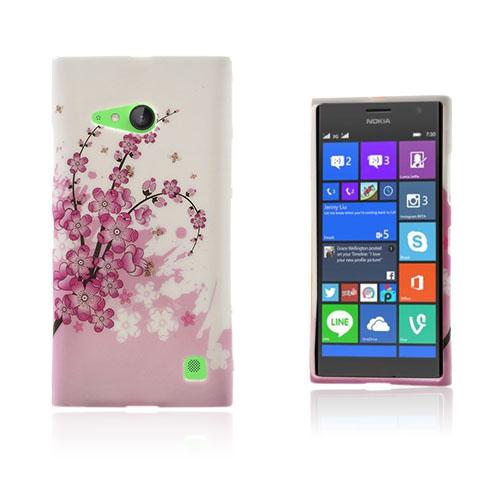 Westergaard Nokia Lumia 730 Skal – Blommande Plommon