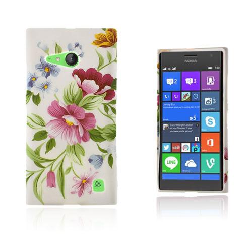 Westergaard Nokia Lumia 730 Skal – Söta Blommor