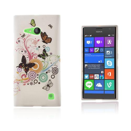 Westergaard Nokia Lumia 730 Skal – Fjärilar och Cirklar