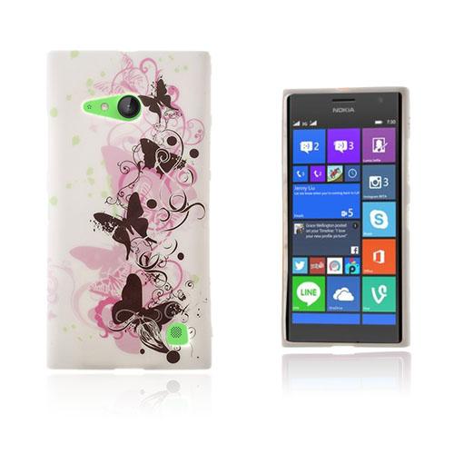Westergaard Nokia Lumia 730 Skal – Dansande Fjärilar