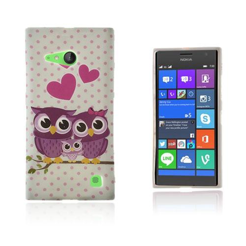 Westergaard Nokia Lumia 730 Skal – Underbar Uggle Familj