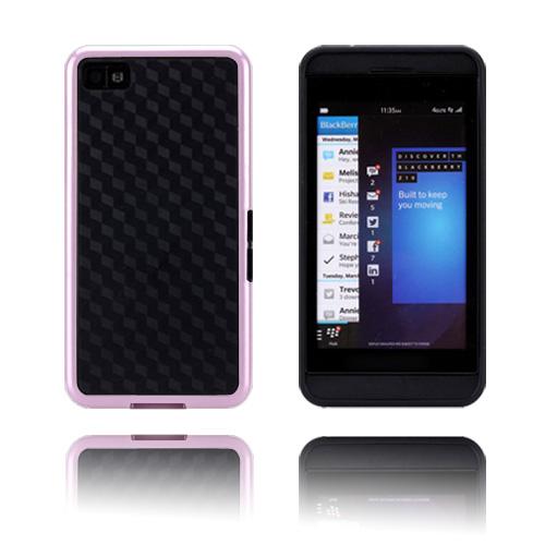 Edge (Rosa) BlackBerry Z10 Skal