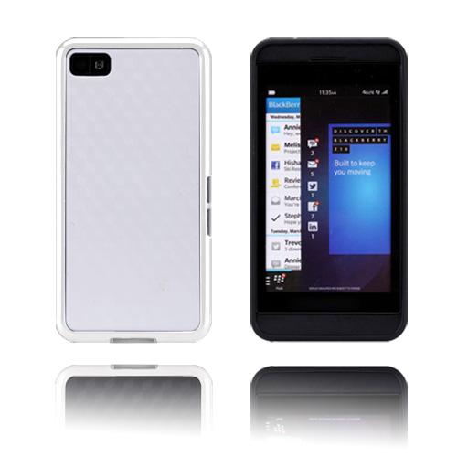 EdgeWhite (Vit) BlackBerry Z10 Skal