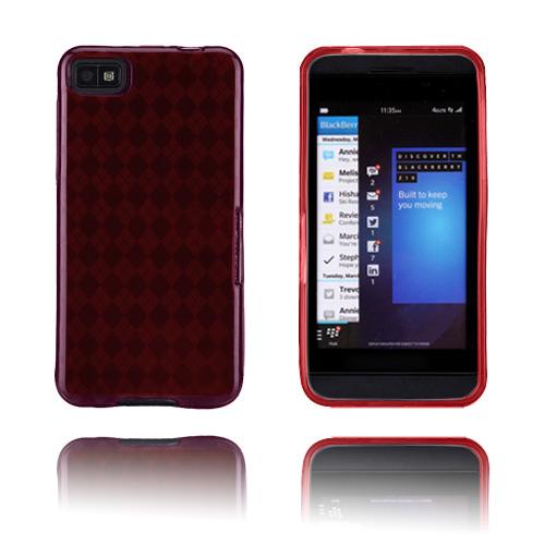 Tuxedo (Röd) BlackBerry Z10 Skal