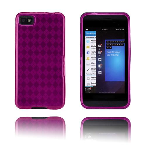 Tuxedo (Rosa) BlackBerry Z10 Skal