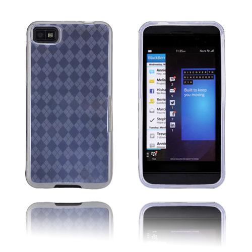 Tuxedo (Transparent) BlackBerry Z10 Skal