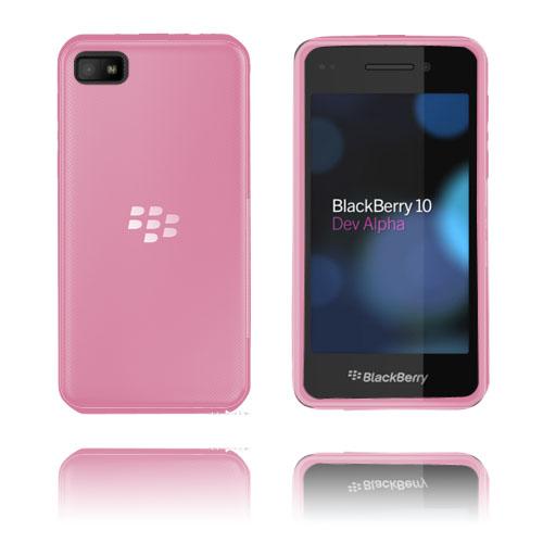 Hårdskal (Rosa) BlackBerry Z10 Skal