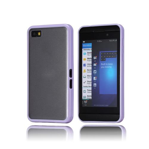 ColorEdge (Lila) BlackBerry Z10 Skal