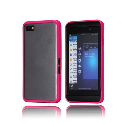 ColorEdge (Knallrosa) BlackBerry Z10 Skal