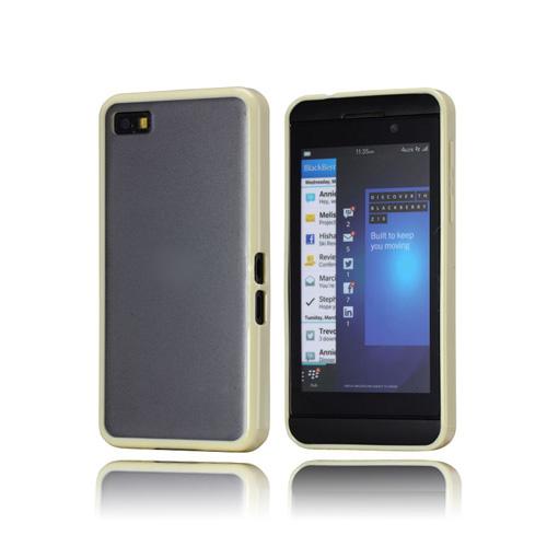 ColorEdge (Gul) BlackBerry Z10 Skal