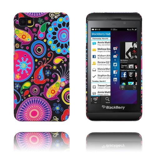 Flower Power (Mönster) BlackBerry Z10 Skal