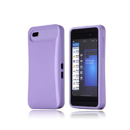 Duo-Safe (Lila) BlackBerry Z10 Skal