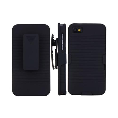 Belt-Clip (Svart) BlackBerry Z10 Skal