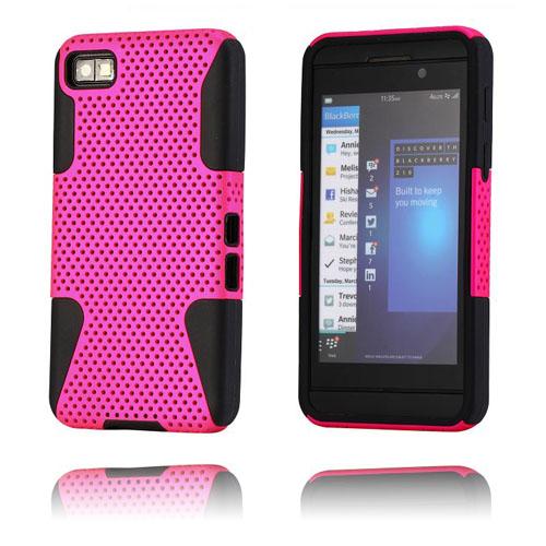 Shooter (Het Rosa) BlackBerry Z10 Kombinationsskal