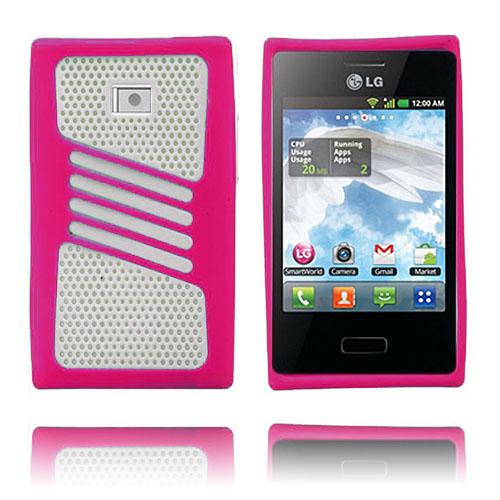 Atlantic (Rosa) LG Optimus L3 Skal