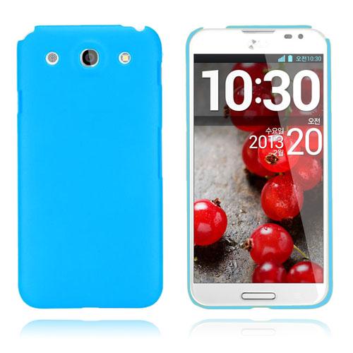 Smooth (Ljusblå) LG Optimus G Pro Skal