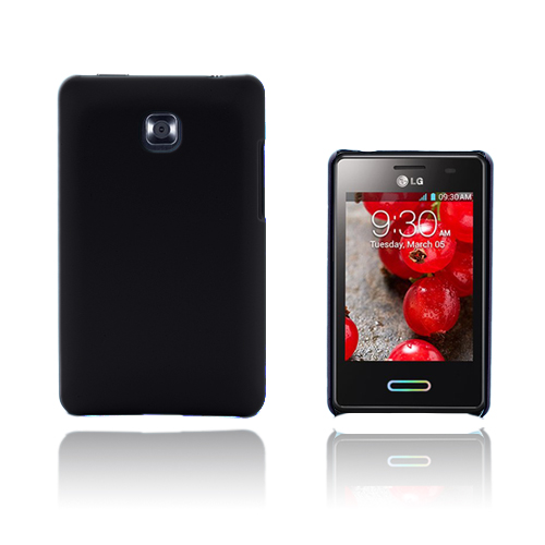 Hard Shell (Svart) LG Optimus L3 II Skal