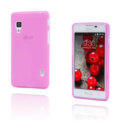 GelCase (Het Rosa) LG Optimus L5 II Skal