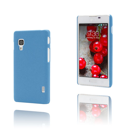 Quicksand (Ljusblå) LG Optimus L5 II Skal