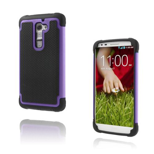 Impact (Lila) LG G2 Ultra-Safe Skal