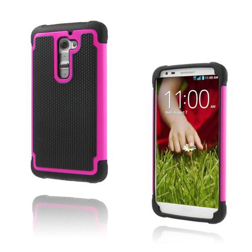 Impact (Het Rosa) LG G2 Ultra-Safe Skal
