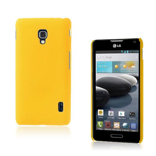 Sund LG Optimus F6 Skal – Gul