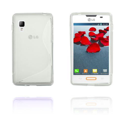 S-Line (Transparent) LG Optimus L4 II Skal