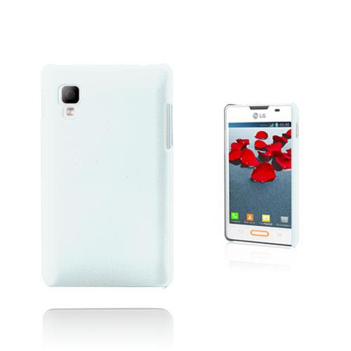 Hard Shell (Vit) LG Optimus L4 II Skal