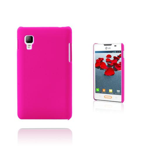 Hard Shell (Het Rosa) LG Optimus L4 II Skal