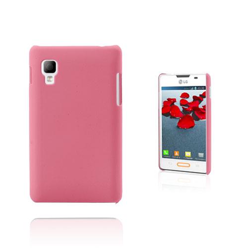 Hard Shell (Rosa) LG Optimus L4 II Skal