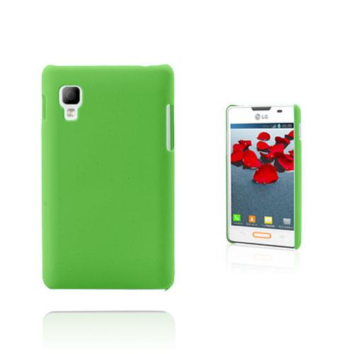 Hard Shell (Grön) LG Optimus L4 II Skal