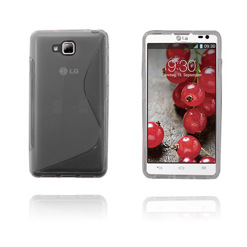 S-Line (Transparent) LG Optimus L9 II TPU Skal