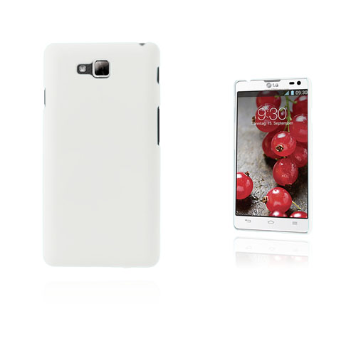 Hard Shell (Vit) LG Optimus L9 II Skal