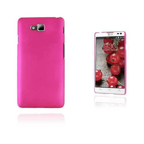 Hard Shell (Knallrosa) LG Optimus L9 II Skal
