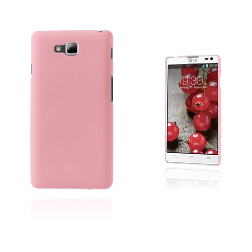 Hard Shell (Rosa) LG Optimus L9 II Skal